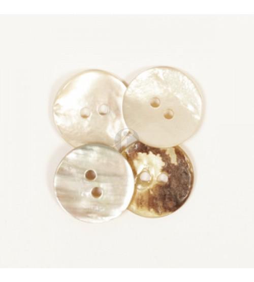 Drops 540 gebogen (wit) 34 mm