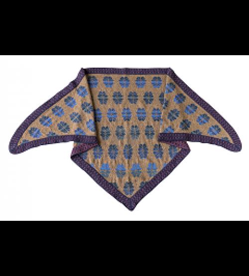 Caledonia shawl spice- Christel Seyfarth