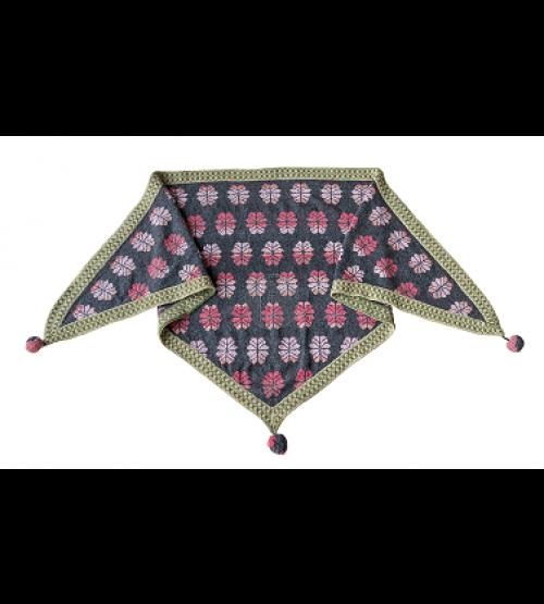 Caledonia shawl spring- Christel Seyfarth