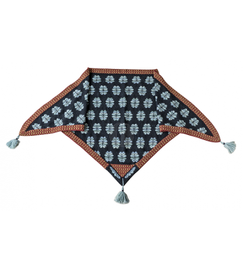 Caledonia shawl winter- Christel Seyfarth