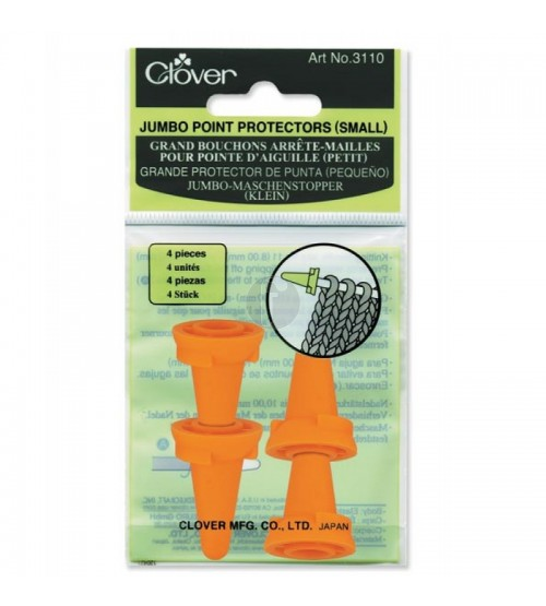 clover 3110 Jumbo Point protectors (small)