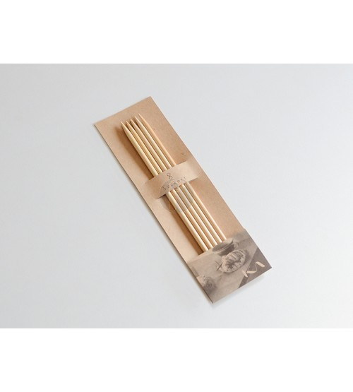 Seeknit bamboe naalden zonder knop 3.25 mm 20 cm