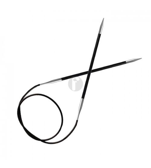 Knitpro Karbonz 3.5 mm rondbreinaald