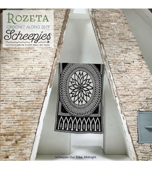 Rozetta in our tribe  midnight