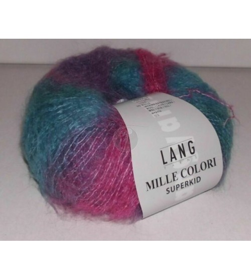 Lang Mille colori superkid