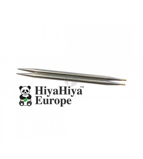 Hiya Hiya Stalen naaldpunten 3.25 MM 13 cm