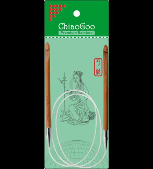 ChiaoGoo dubbele tunische haaknaald 3.5-6.0 MM