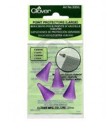 clover 333/L point protectors