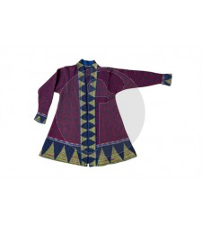 cirkus jacket pruim- Christel Seyfarth