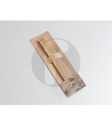 Seeknit bamboe naalden zonder knop 2.0 mm 20 cm