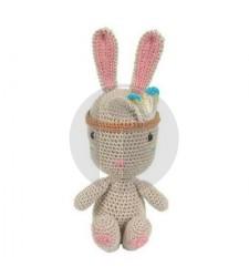 Frankie the Bunny haken - Tuva Scheepjes haakpakket