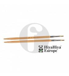Hiya Hiya KORTE bamboo naaldpunten 4.5 MM