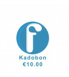 Kadobon €10.00