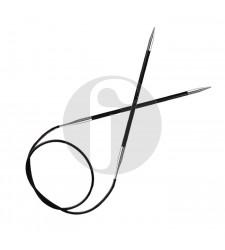 Knitpro Karbonz 2.25 mm rondbreinaald