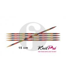Knitpro symfonie 3.0 mm sokkennaalden 15 cm