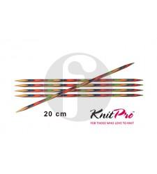 Knitpro symfonie 3.0 mm sokkennaalden 20 cm