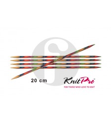 Knitpro symfonie 5.50 mm sokkennaalden