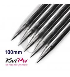 Knitpro Kort 3.50 MM verwisselbare naaldpunten Nova metaal