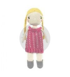 Scarlet Doll haken - Tuva Scheepjes haakpakket