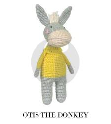 Otis the Donkey haken - Tuva Scheepjes haakpakket