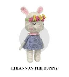 Rhiannon the Bunny haken - Tuva Scheepjes haakpakket