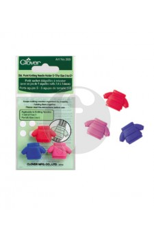 clover 355 Double point knitting needle holders (s)