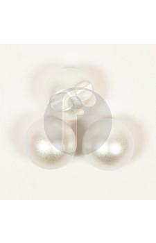 Drops 541 Parel  (wit) 12 mm