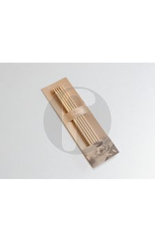 Seeknit bamboe naalden zonder knop 2.5 mm 20 cm