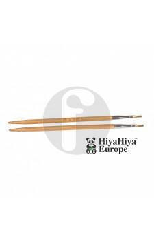 Hiya Hiya Bamboo naaldpunten 3.25 MM 13 cm
