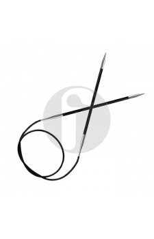 Knitpro Karbonz 2.0 mm rondbreinaald