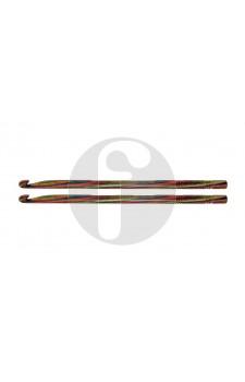 Knitpro 9.0 mm symfonie hout haaknaald enkelzijdig