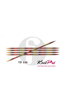Knitpro symfonie 2.50 mm sokkennaalden 10 cm