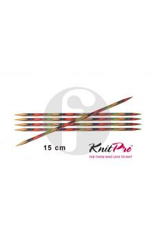Knitpro symfonie 4.0 mm sokkennaalden 15 cm