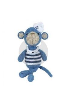 Milo the Monkey haken - Tuva Scheepjes haakpakket