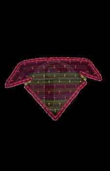 quadrant shawl pink Chistel Seyfarth Aktie